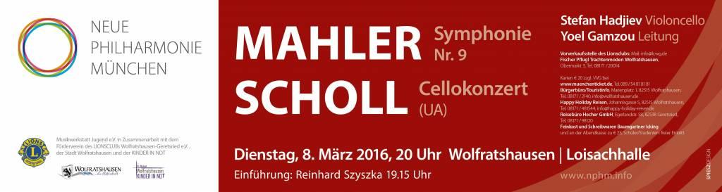 Backpacks / Neue Philharmonie München
