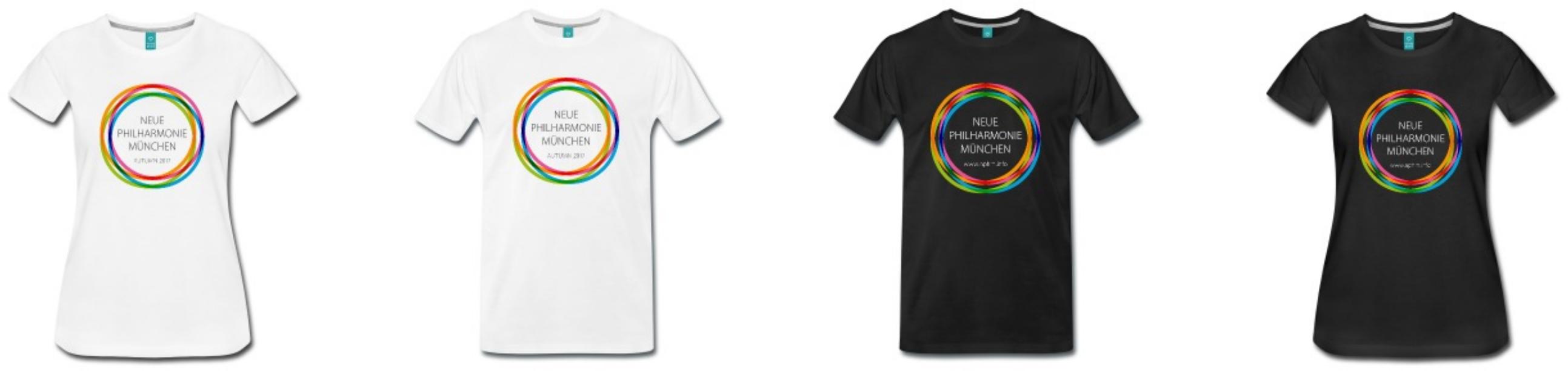 T-Shirts / Neue Philharmonie München